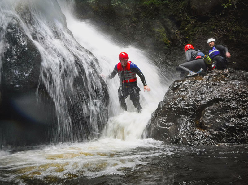 Gorge Walking 3