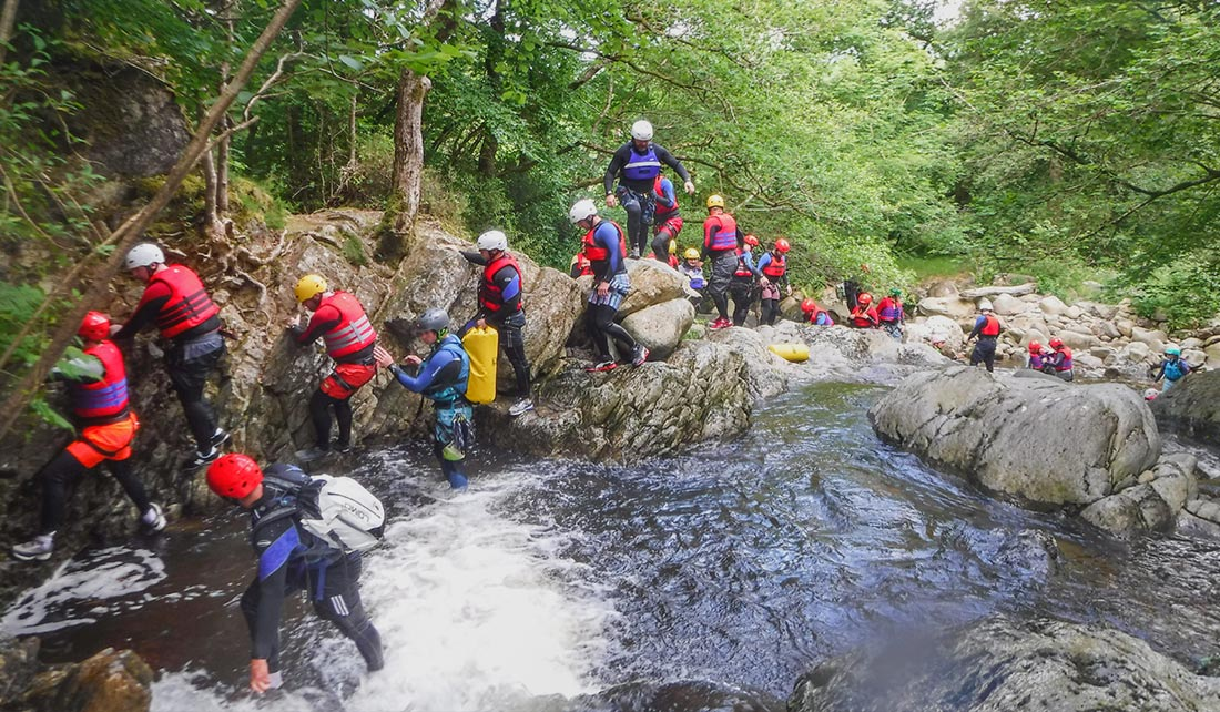 Gorge Walking Pan 1